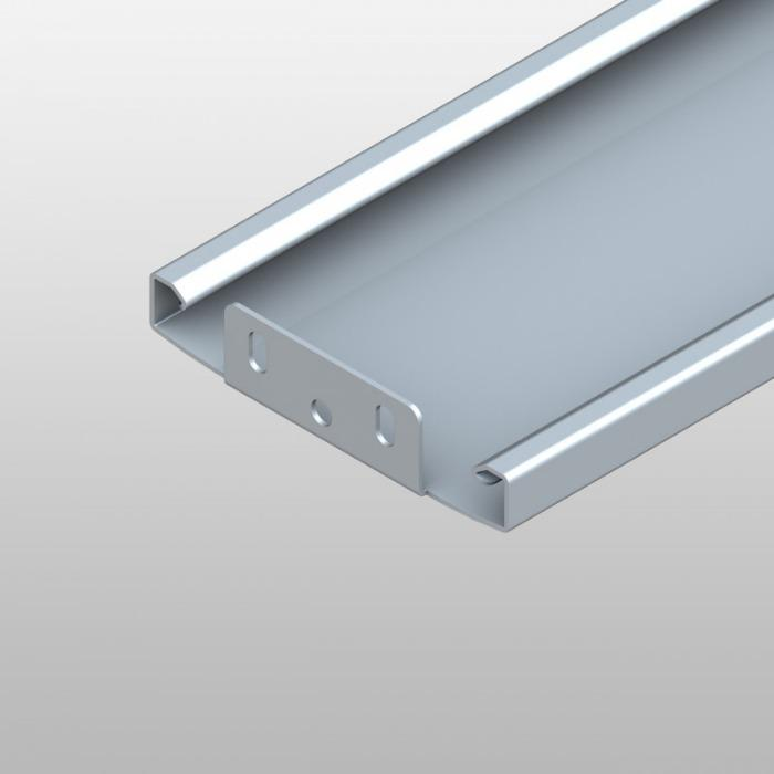 Special profiles - High-precision design elements - custom engineered rollformed steel profiles