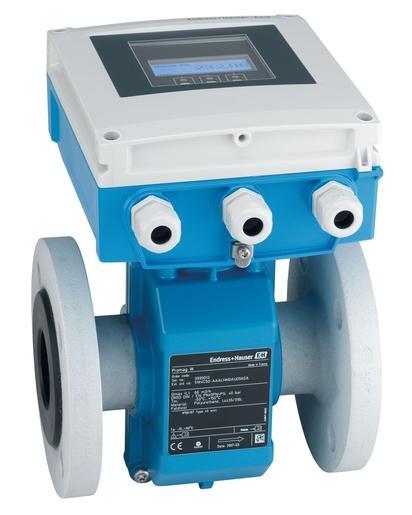 Proline Promag W 400 Débitmètre électromagnétique - Débit Débitmètre électromagnétique Proline Promag W 400