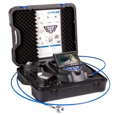 Wöhler VIS 350 Inspection Camera for pipes and sewer