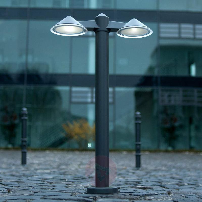 Beautiful Cone LED path light - Path and Bollard Lights