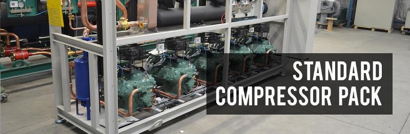 Compressor packs - Standard compressor pack