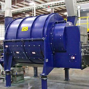 Mechanical dryer -