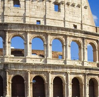 F2 - ANCIENT ROME AND COLOSSEUM - Small Group Tour Colosseum