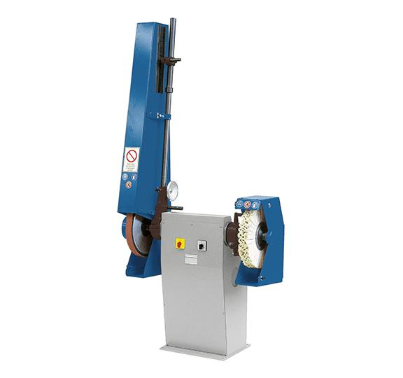 72730 contact belt grinding and polishing machine - null