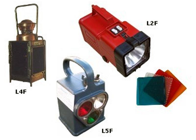 Hygiene, Safety, and Protection Signaling - Signal Lamps (3 Lights)