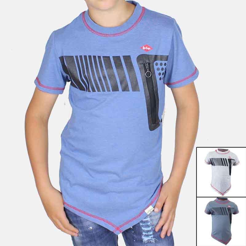 Großhändler kind T-shirt Lee Cooper - T-shirt und polo kurzarm