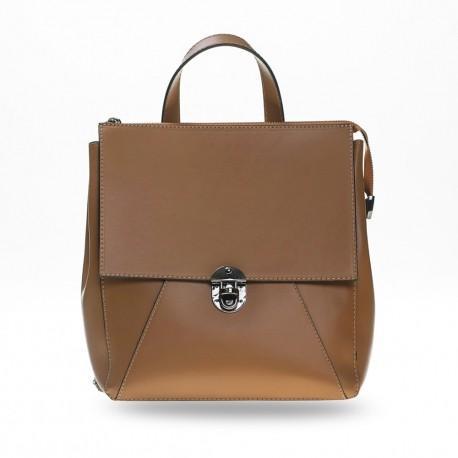 Julius Leather Handbag - Rome Series