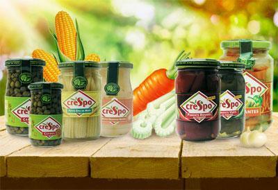 Variantes condiments - Bocaux