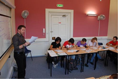 Global School of English - Cursos de inglés en Edimburgo