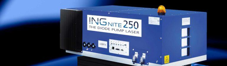 INGENERIC Scientific Laser Systems - INGENERIC High Energy Laser Systems for science and research