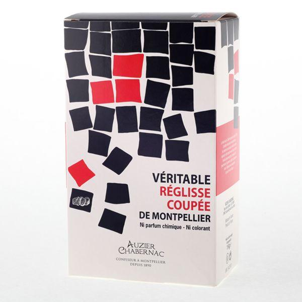 REGLISSE COUPEE Boîte