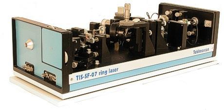 TIS-SF-07 - Durchstimmbarer Einfrequenz Ti:Saphir Laser