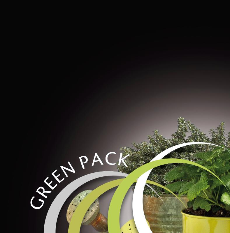 GREEN PACK - null