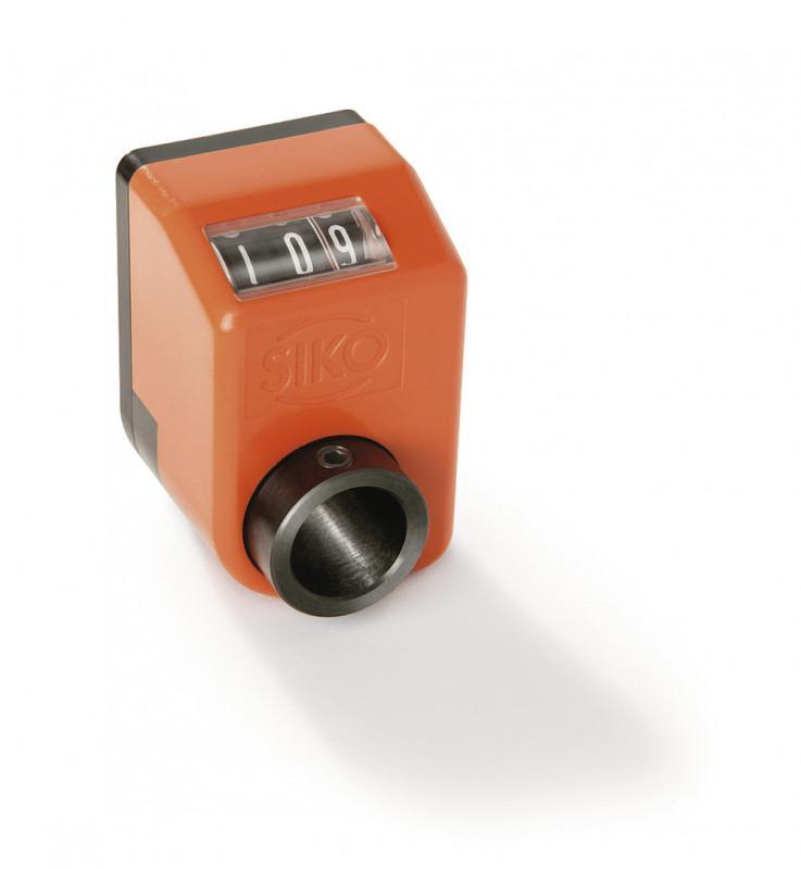 数字式位置指示器 DA02 - 数字式位置指示器 DA02, 特别小的结构