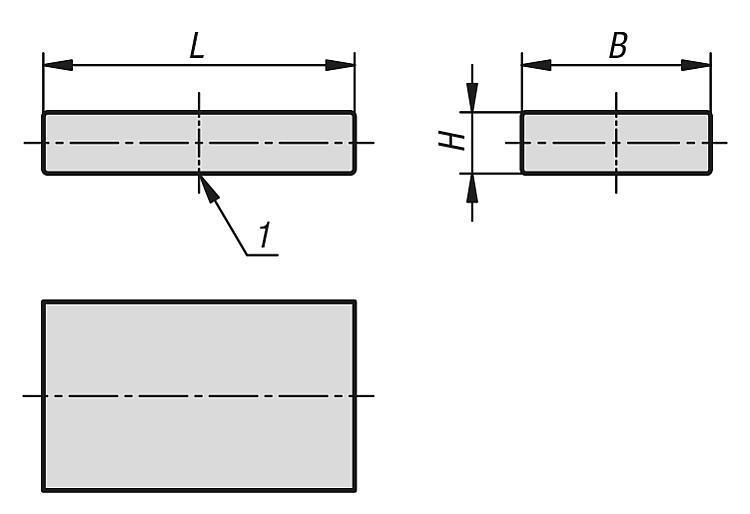 Magnets Raw Ndfeb, Block Form - Magnets