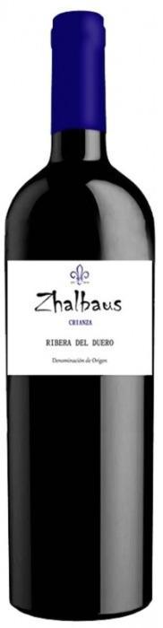Zhalbaus Crianza - Vino Español D.O Ribera del Duero