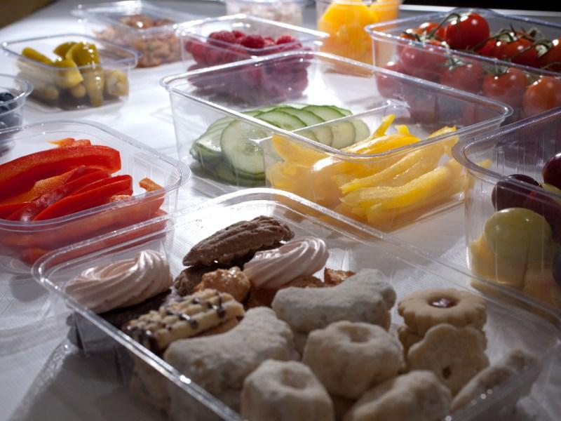 Thermoformed products - Food packaging