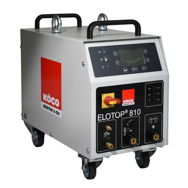 WELDING MACHINES - ELOTOP 810