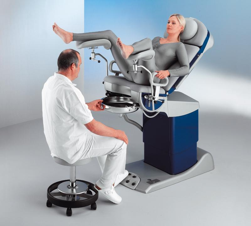 Examination and treatment chair for urology - Medical Equipment