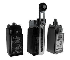 Endschalter und Begrenzungsschalter - Endschalter und Begrenzungsschalter in verschiedenen Ausführungen