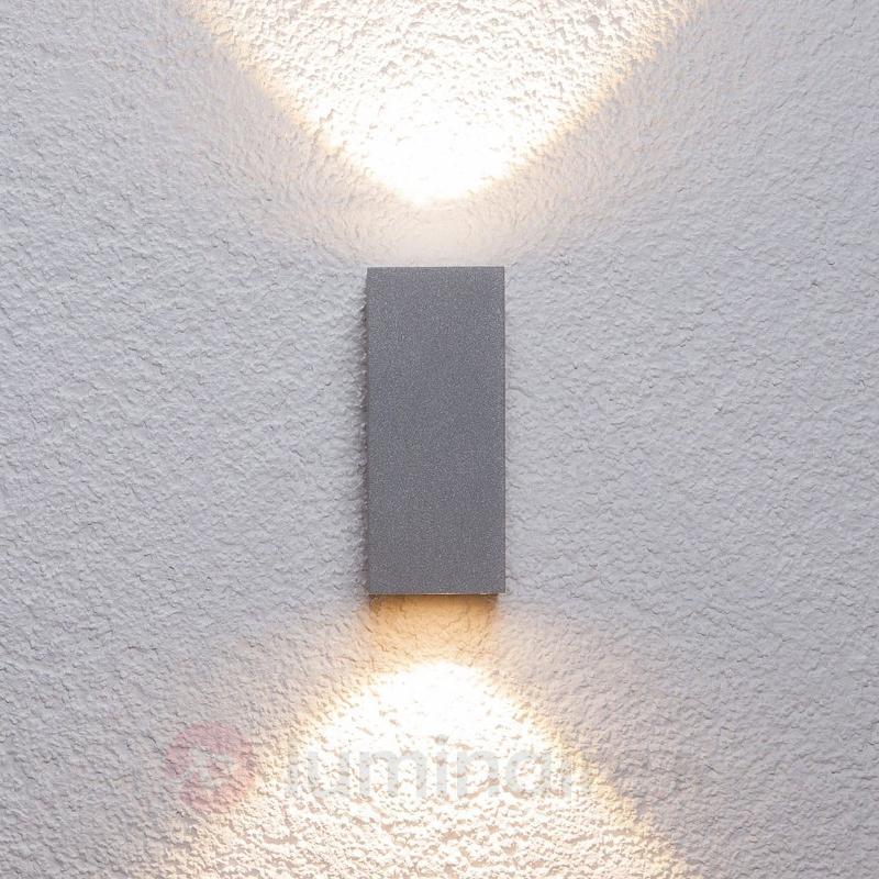 Applique d'extérieur Tavi avec LED Bridgelux - Appliques d'extérieur LED