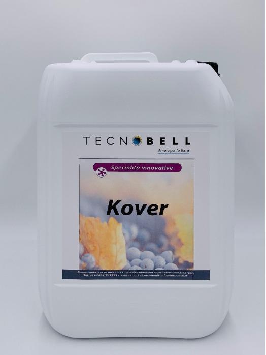 KOVER - Bioestimulante para el estrés climático y hídrico
