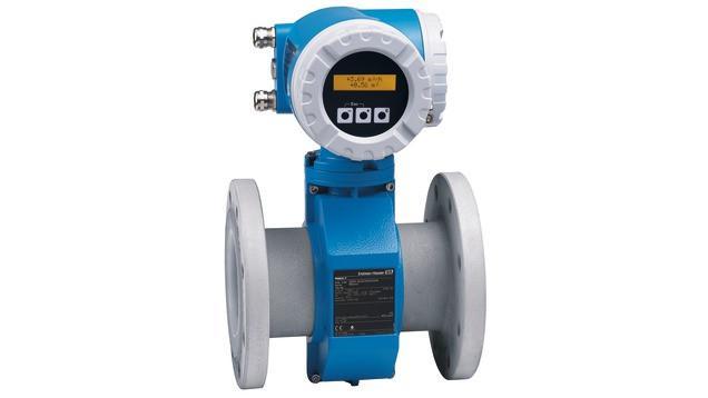 Proline Promag 50P Magnetisch-induktives Durchflussmessgerät -