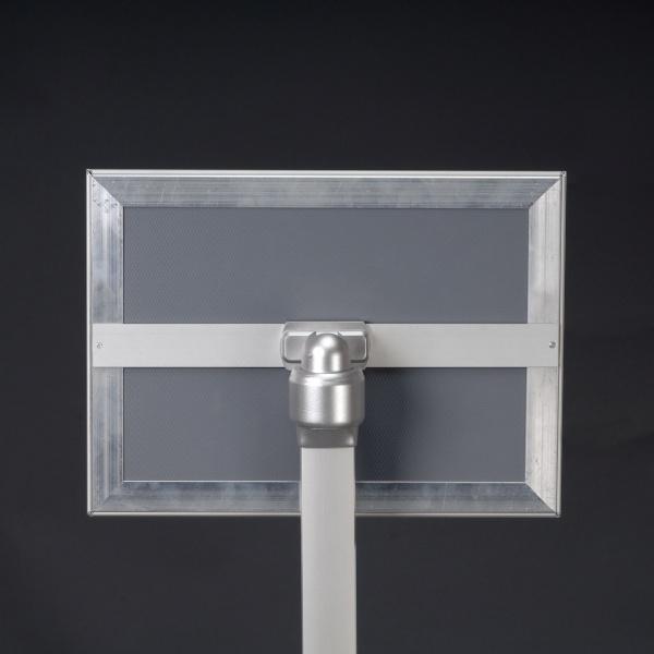 Menu Boards - Présentoir flexible hauteur fixe A4
