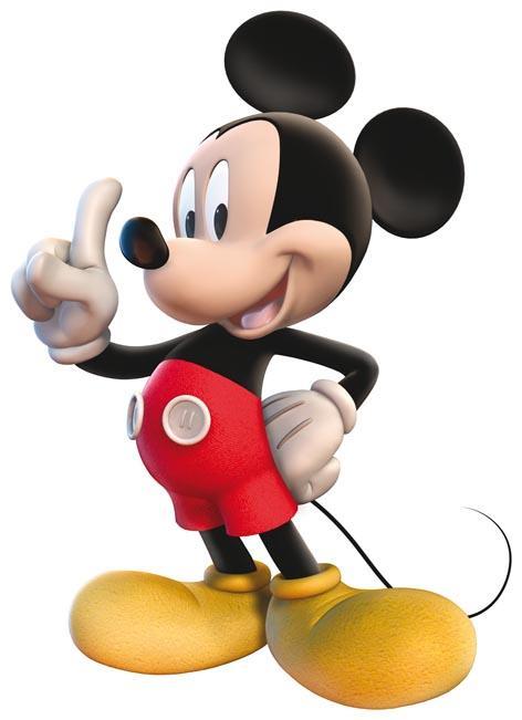Figura Mickey 30 cms.