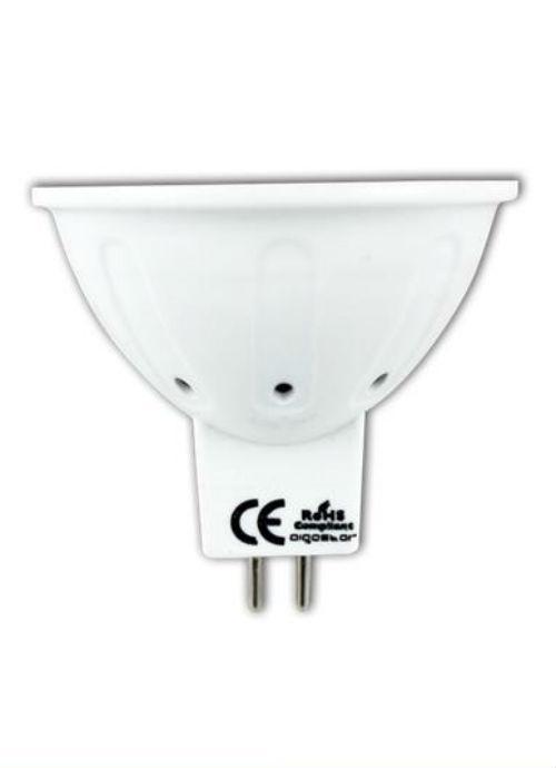 Faretti LED MR16 - 3/4/6W opaca 3000/6000K 225/280/300/390/420lm