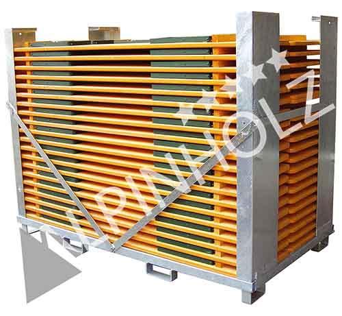 BOX DE TRANSPORTE TBC6725 - Box Metalico Alpinholz 20 set