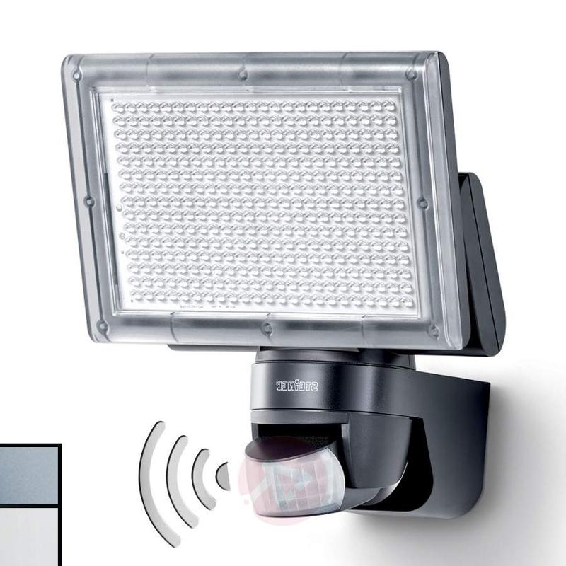 Modern LED outdoor wall floodlight XLED HOME 3 - Wall Lights with Motion Sensor