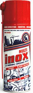 INOX MX3 - Le lubrifiant multifonction alimentaire
