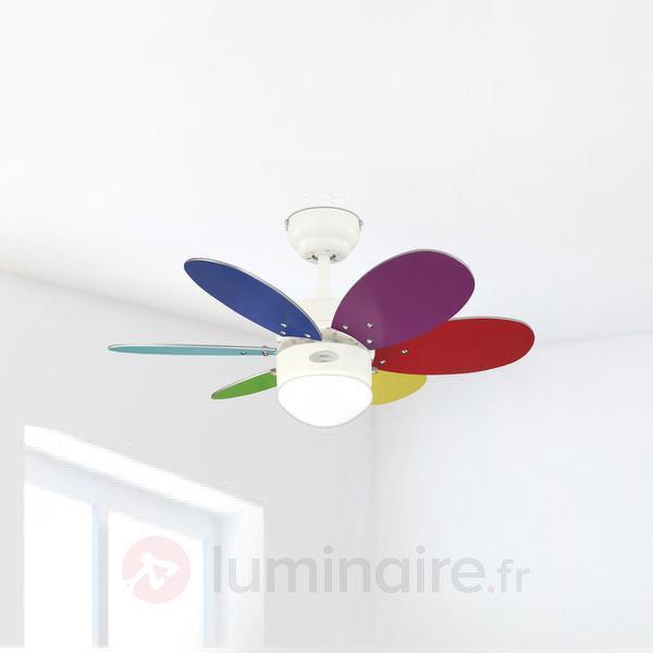 Ventilateur de plafond Turbo II - Ventilateurs de plafond modernes