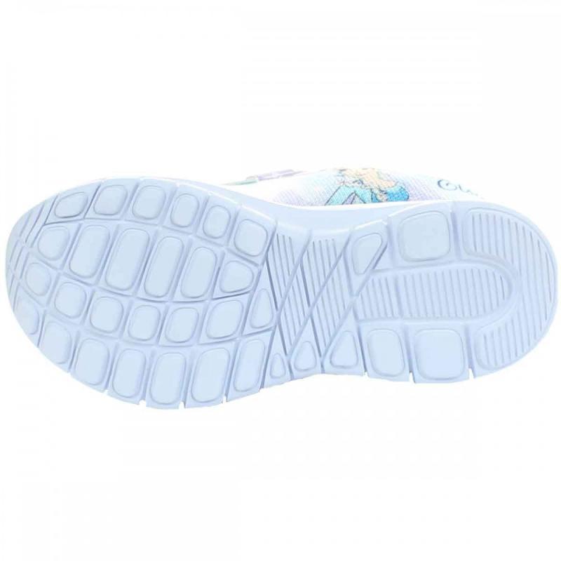 8x Baskets basses sur cintre La Reine des Neiges du 25 au 32 - Chaussures