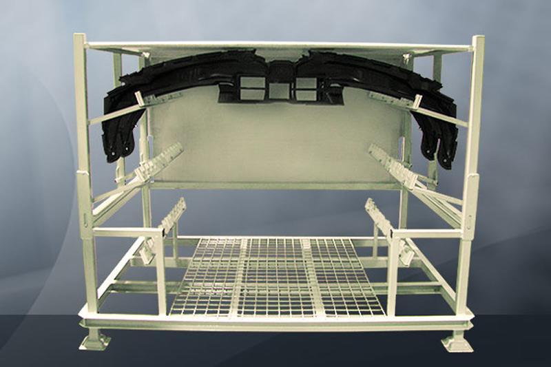 Transportgestelle für die Automobilindustrie - null
