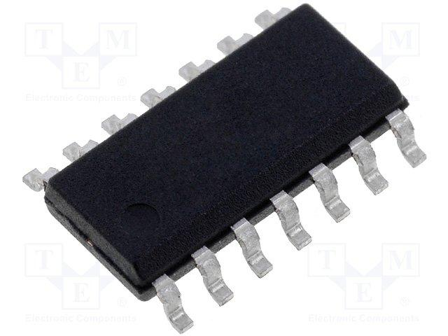 TEXAS INSTRUMENTS CD74AC04M - null