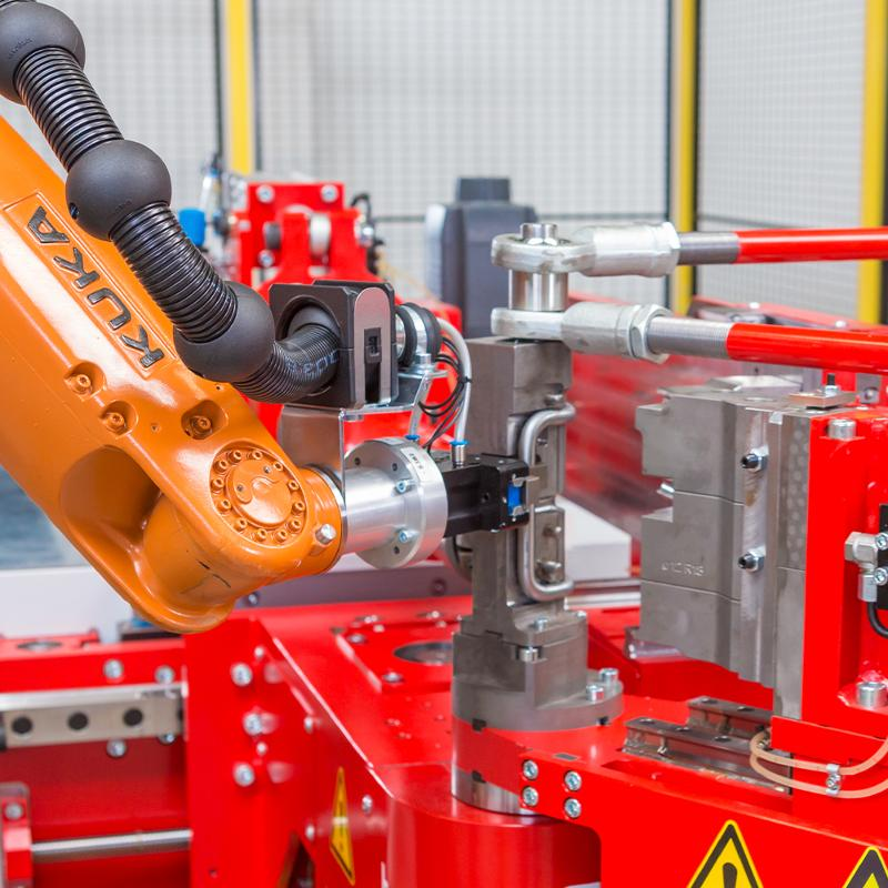 Handling And Gripper Systems - Our t motion automation systems deliver greater production reliability.