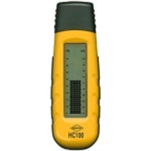 Hygromètre  - pour la mesure d'humidité dans le bois ou les matériaux.