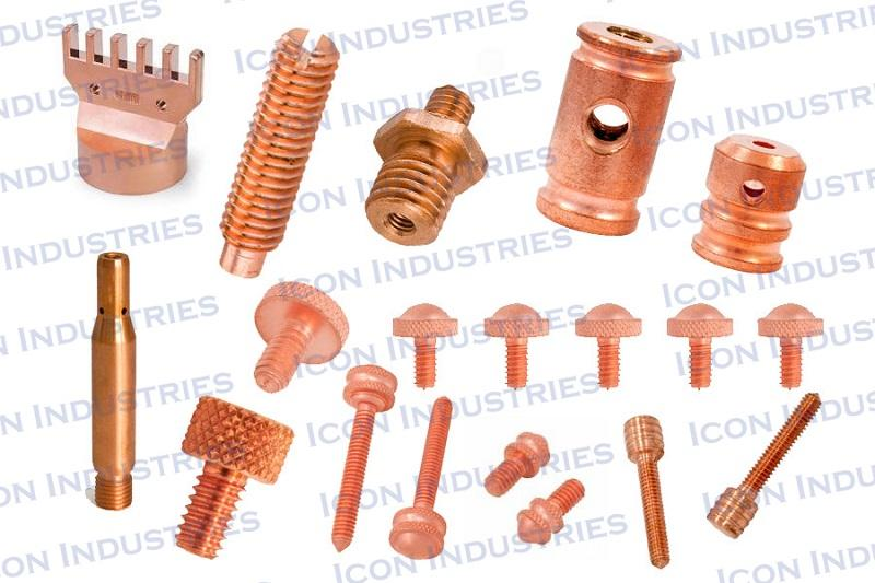 Customized Components - Customized Parts and Components as per Buyers Choice