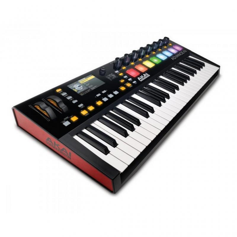Keyboards - Akai Advance 49