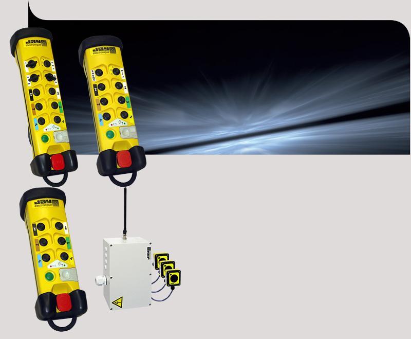 Télécommande industrielle - UD