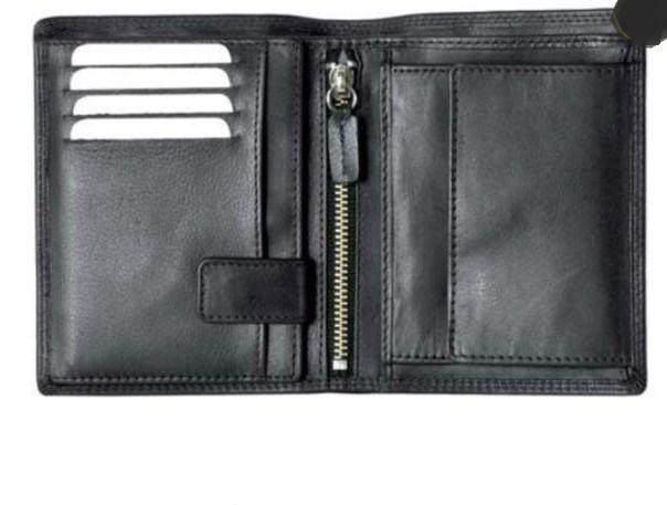 LEATHER WALLET - LEATHER WALLET FOR MEN AND WOMEN