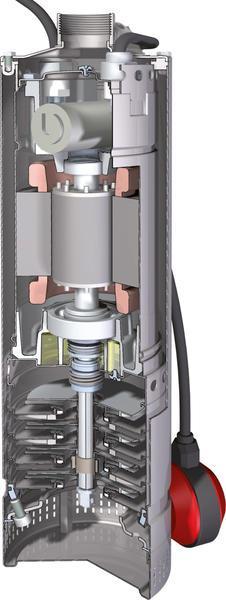 Pompe à immersion - MXS
