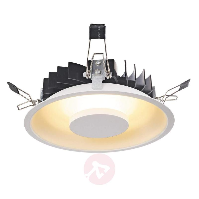 Indirect light - Oculomotor LED recd. ceil. light - Recessed Spotlights