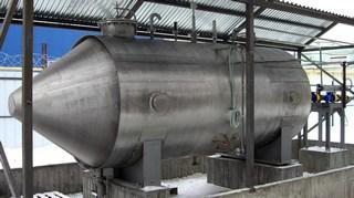 Резервуары стальные - Разработка, изготовление резервуаров для пищевой, химической промышленности.