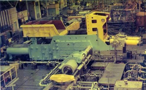 BA1642 - Faggoting press of 16000 kN force