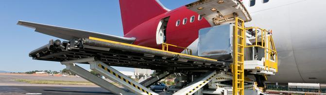 Emergency air freight - NFO next flight out