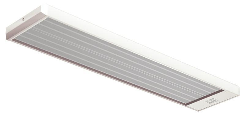 InduStrip EZ2 infrared ceiling heater - Radiant ceiling panel