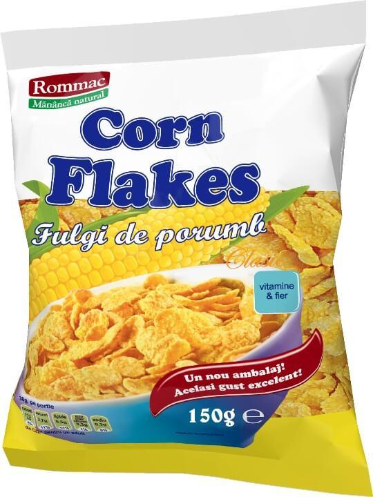 Corn Flakes 250g - Offered in 150g, 250g, 500g, 100g plain/sugar coated/cocoa coated